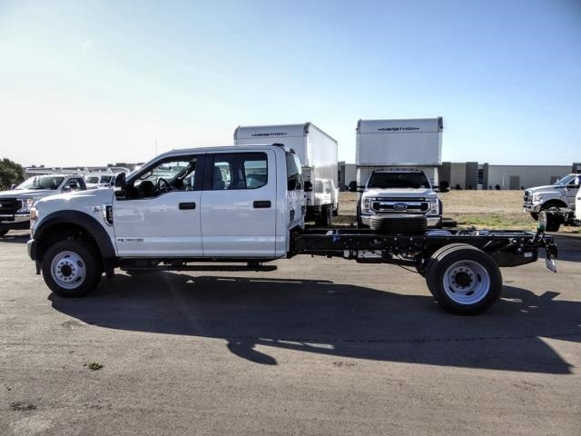 2020 Ford F-450 Crew Cab DRW 4x2, Cab Chassis #FL3991 - photo 3