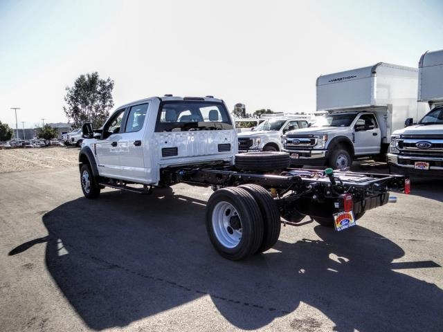 2020 Ford F-450 Crew Cab DRW 4x2, Cab Chassis #FL3991 - photo 2
