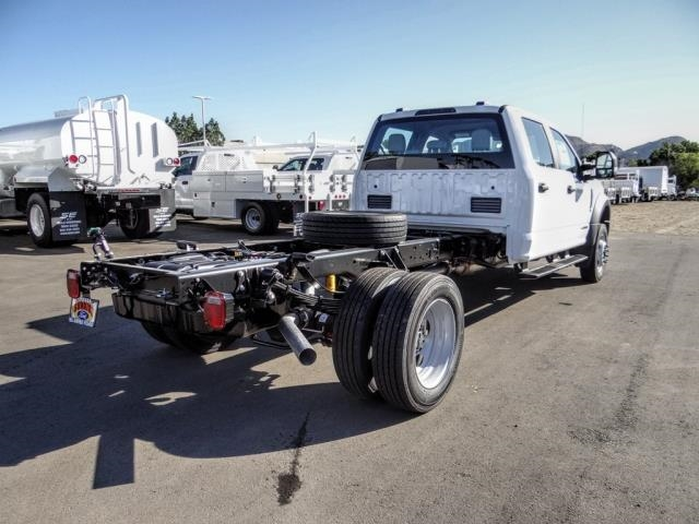 2020 Ford F-450 Crew Cab DRW 4x2, Cab Chassis #FL3991 - photo 5