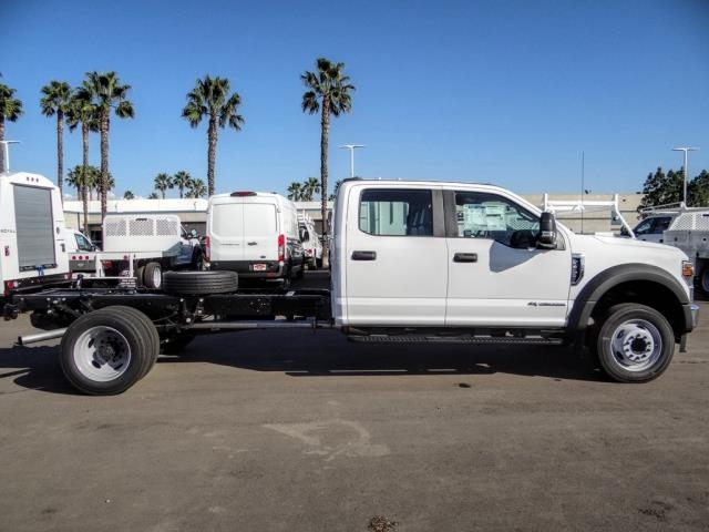 2020 Ford F-450 Crew Cab DRW 4x2, Cab Chassis #FL3991 - photo 7