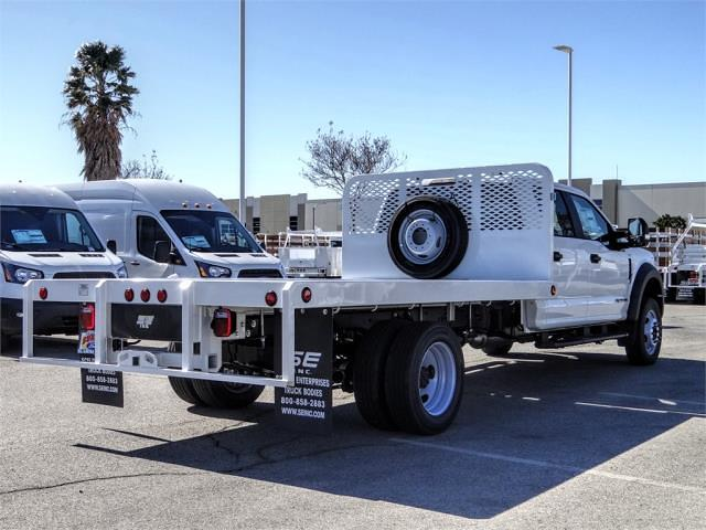 2020 Ford F-450 Crew Cab DRW 4x2, Scelzi WFB Flatbed #FL3991 - photo 4