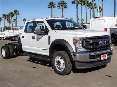 2020 Ford F-450 Crew Cab DRW 4x2, Cab Chassis #FL3991 - photo 8