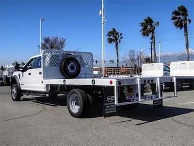 2020 Ford F-450 Crew Cab DRW 4x2, Scelzi WFB Flatbed #FL3991 - photo 2