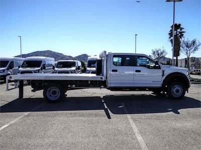 2020 Ford F-450 Crew Cab DRW 4x2, Scelzi WFB Flatbed #FL3991 - photo 5
