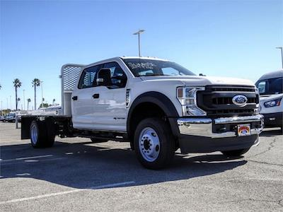 2020 Ford F-450 Crew Cab DRW 4x2, Scelzi WFB Flatbed #FL3991 - photo 6