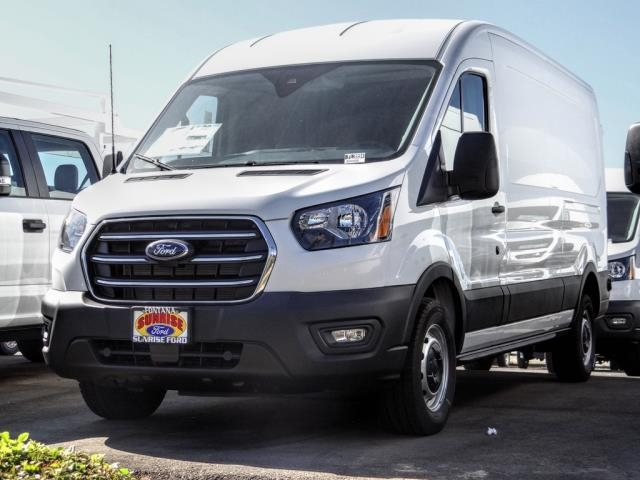2020 Ford Transit 250 Med Roof 4x2, Empty Cargo Van #FL3994 - photo 1