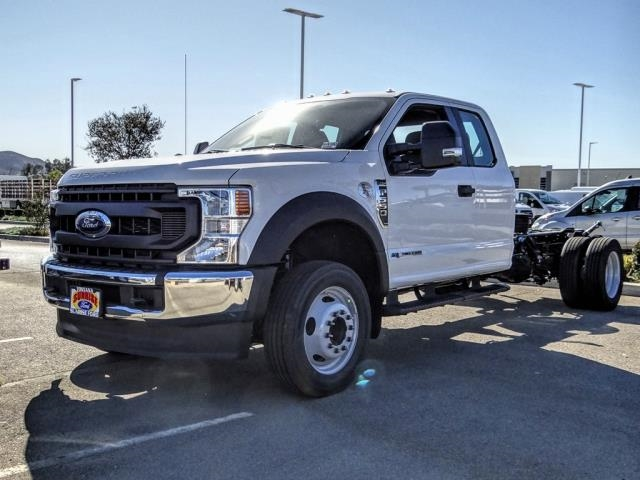 2020 Ford F-550 Super Cab DRW 4x2, Cab Chassis #FL4014 - photo 1