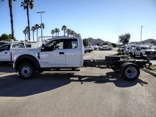 2020 Ford F-550 Super Cab DRW 4x2, Cab Chassis #FL4014 - photo 2