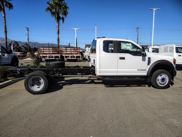 2020 Ford F-550 Super Cab DRW 4x2, Cab Chassis #FL4014 - photo 7