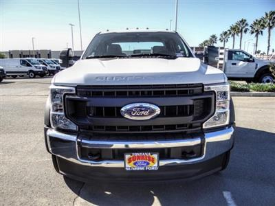 2020 Ford F-550 Super Cab DRW 4x2, Cab Chassis #FL4014 - photo 9