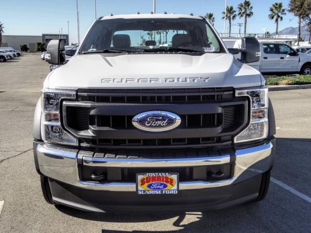 2020 Ford F-550 Super Cab DRW 4x2, Cab Chassis #FL4015 - photo 9