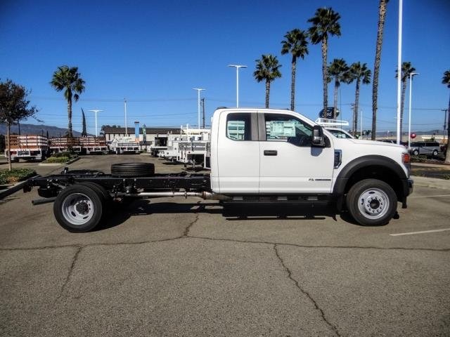 2020 Ford F-550 Super Cab DRW 4x2, Cab Chassis #FL4015 - photo 7