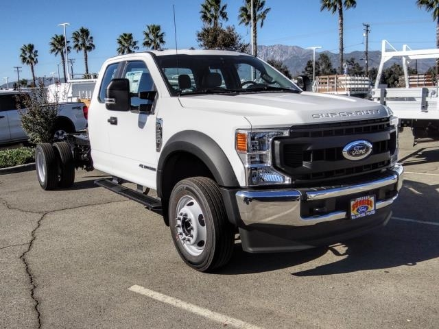 2020 Ford F-550 Super Cab DRW 4x2, Cab Chassis #FL4015 - photo 8