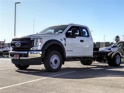 2020 Ford F-550 Super Cab DRW 4x2, Cab Chassis #FL4015 - photo 1