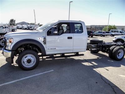 2020 Ford F-550 Super Cab DRW 4x2, Cab Chassis #FL4015 - photo 3