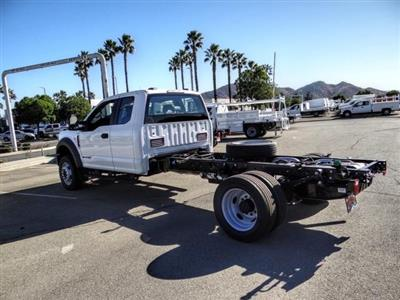 2020 Ford F-550 Super Cab DRW 4x2, Cab Chassis #FL4015 - photo 2