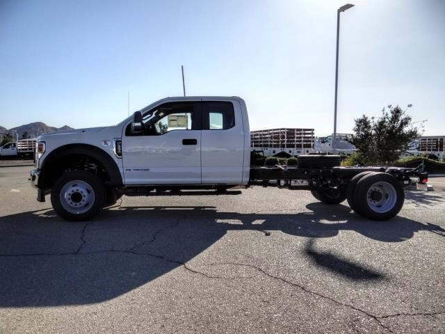2020 Ford F-550 Super Cab DRW 4x2, Cab Chassis #FL4074 - photo 3