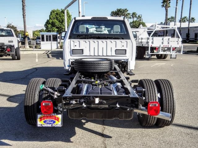 2020 Ford F-550 Super Cab DRW 4x2, Cab Chassis #FL4074 - photo 4