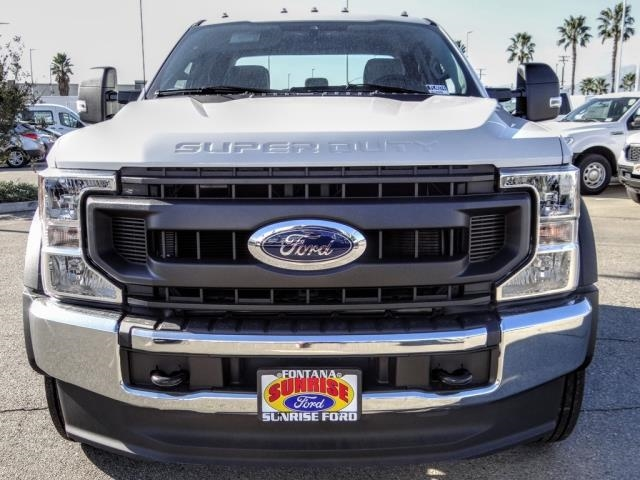 2020 Ford F-550 Super Cab DRW 4x2, Cab Chassis #FL4074 - photo 8