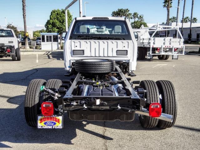 2020 Ford F-550 Super Cab DRW 4x2, Cab Chassis #FL4074 - photo 4