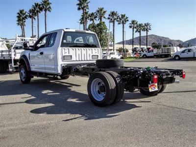 2020 Ford F-550 Super Cab DRW 4x2, Cab Chassis #FL4074 - photo 2