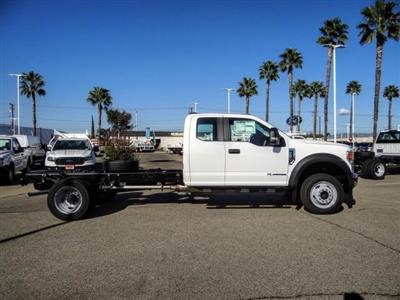 2020 Ford F-550 Super Cab DRW 4x2, Cab Chassis #FL4074 - photo 6