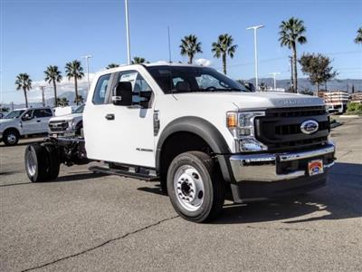 2020 Ford F-550 Super Cab DRW 4x2, Cab Chassis #FL4074 - photo 7
