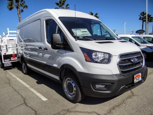 2020 Ford Transit 250 Med Roof 4x2, Empty Cargo Van #FL4089 - photo 7
