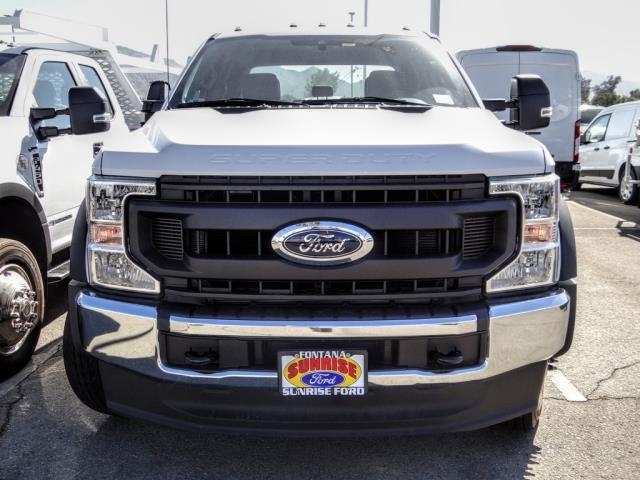 2020 Ford F-450 Crew Cab DRW 4x2, Cab Chassis #FL4110 - photo 8