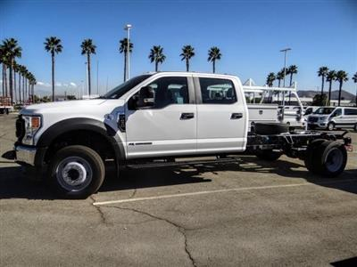 2020 Ford F-450 Crew Cab DRW 4x2, Cab Chassis #FL4110 - photo 3