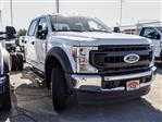 2020 Ford F-450 Crew Cab DRW 4x2, Cab Chassis #FL4110 - photo 7