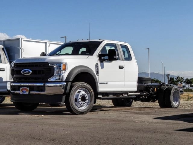 2020 Ford F-450 Super Cab DRW 4x2, Cab Chassis #FL4113 - photo 1