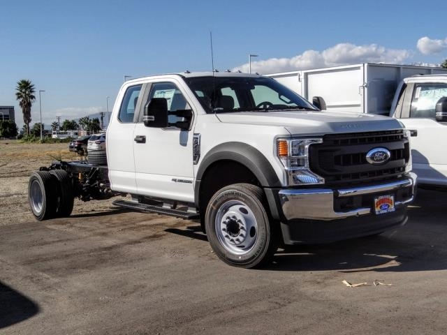 2020 Ford F-450 Super Cab DRW 4x2, Cab Chassis #FL4113 - photo 7