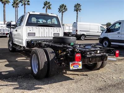 2020 Ford F-450 Super Cab DRW 4x2, Cab Chassis #FL4113 - photo 2