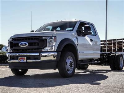 2020 Ford F-450 Super Cab DRW 4x2, Cab Chassis #FL4114 - photo 1