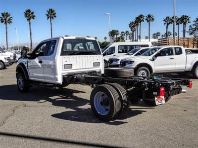2020 Ford F-450 Super Cab DRW 4x2, Cab Chassis #FL4114 - photo 2