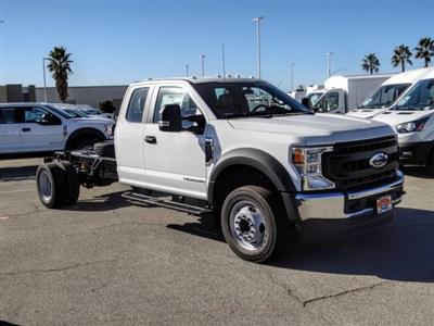 2020 Ford F-450 Super Cab DRW 4x2, Cab Chassis #FL4114 - photo 6