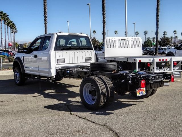 2020 Ford F-550 Super Cab DRW 4x2, Cab Chassis #FL4115 - photo 1