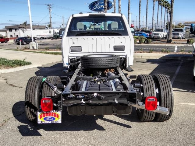 2020 Ford F-550 Super Cab DRW 4x2, Cab Chassis #FL4115 - photo 4