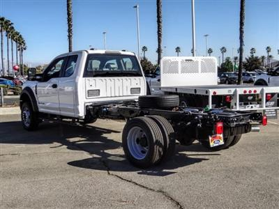 2020 Ford F-550 Super Cab DRW 4x2, Cab Chassis #FL4115 - photo 2