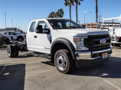 2020 Ford F-550 Super Cab DRW 4x2, Cab Chassis #FL4115 - photo 7