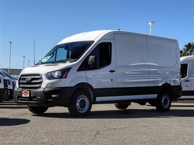 2020 Ford Transit 250 Med Roof 4x2, Empty Cargo Van #FL4118 - photo 1