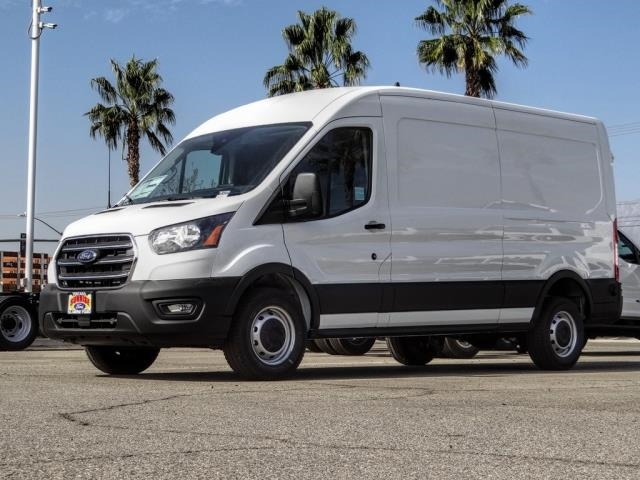 2020 Ford Transit 250 Med Roof 4x2, Empty Cargo Van #FL4137 - photo 1