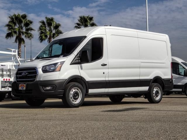 2020 Ford Transit 250 Med Roof 4x2, Empty Cargo Van #FL4139 - photo 1