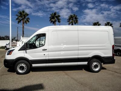2020 Ford Transit 250 Med Roof 4x2, Empty Cargo Van #FL4139 - photo 3