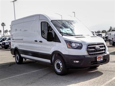 2020 Ford Transit 250 Med Roof 4x2, Empty Cargo Van #FL4139 - photo 8