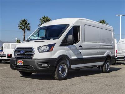2020 Ford Transit 250 Med Roof 4x2, Empty Cargo Van #FL4158 - photo 1