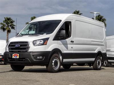 2020 Ford Transit 250 Med Roof 4x2, Empty Cargo Van #FL4163 - photo 1