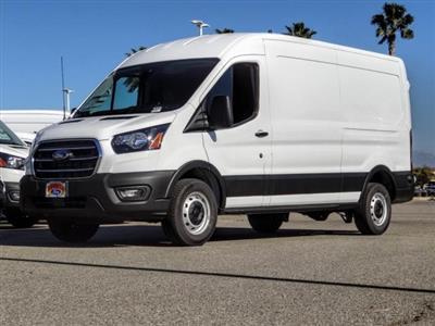 2020 Ford Transit 250 Med Roof 4x2, Empty Cargo Van #FL4164 - photo 1