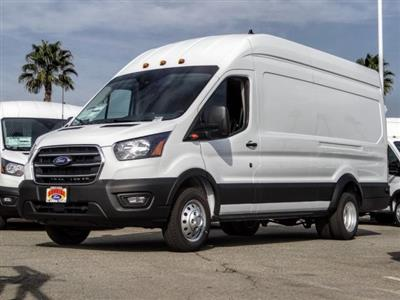 2020 Ford Transit 350 HD High Roof DRW 4x2, Empty Cargo Van #FL4166 - photo 1